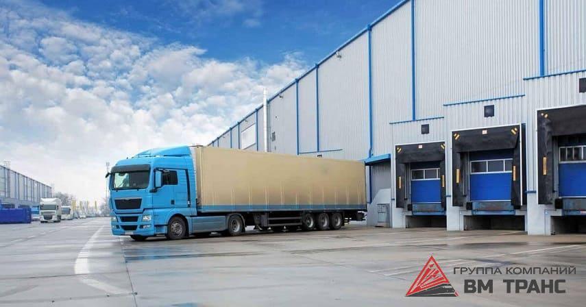 Доставка грузов в торговые сети в Екатеринбурге